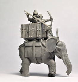 Plastic Soldier Company Carthaginian Elephants