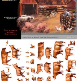 Pegasus Hobbies 1/48 Farm animals set