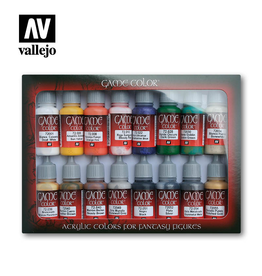 Vallejo Game Colour Introductory Set