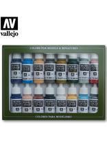 Vallejo American Civil War Paint Set