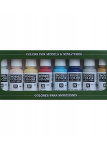 Vallejo High Elves Paint Set