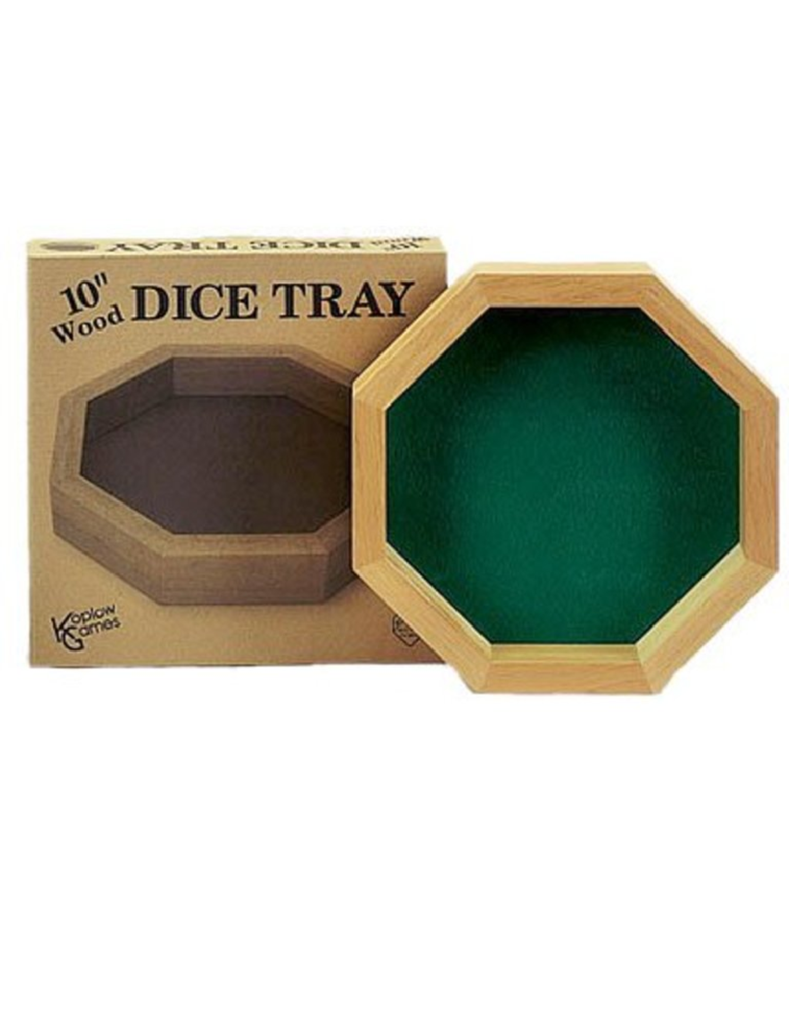 "Koplow Games 10"" Dice Tray"