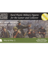 Plastic Soldier Company Early War German Infantry 1939-42