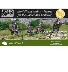 Plastic Soldier Company Late War German Fallschirmjäger