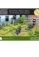 Plastic Soldier Company Late War German Fallschirmjäger Heavy Weapons