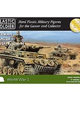 Plastic Soldier Company German Panzer III, Ausf F, G, H