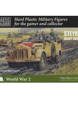 Plastic Soldier Company German Steyr Heavy Car