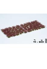 Gamers' Grass Dark Purple Flowers