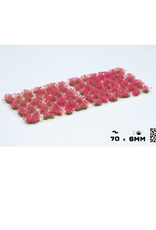 Gamers' Grass Pink Flowers