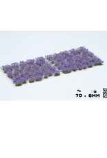 Gamers' Grass Violet Flowers