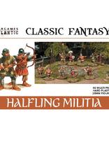 Wargames Atlantic Halfling Militia