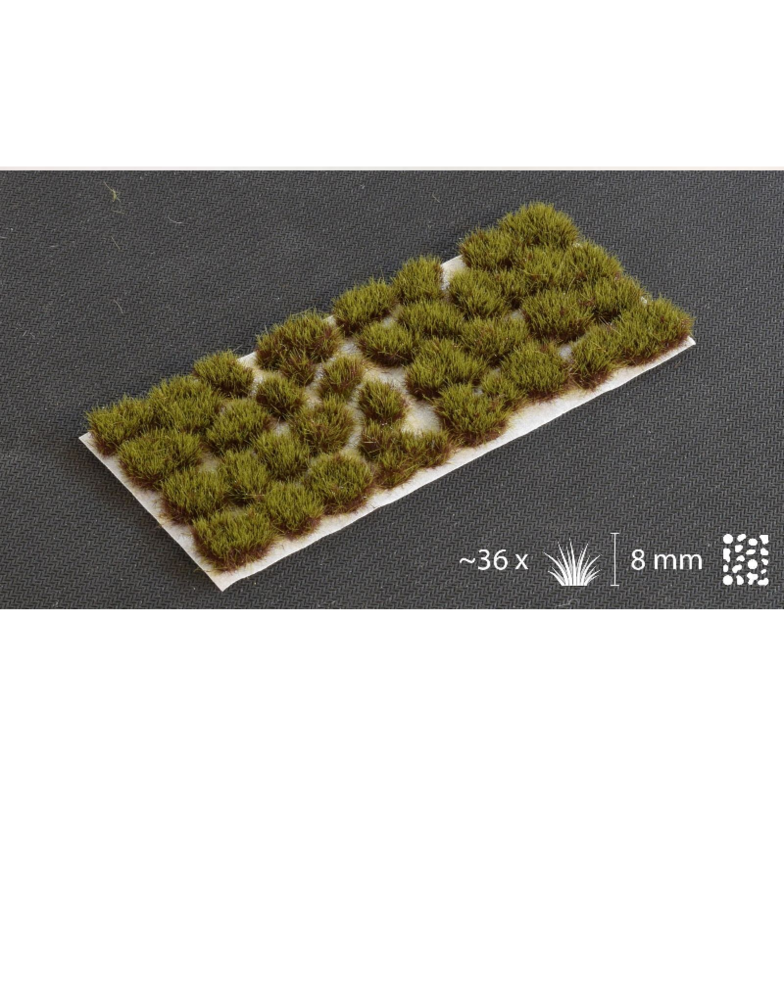 Gamers' Grass Swamp Tufts (8mm, XL)