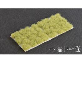 Gamers' Grass Light Green Tufts (12mm, XL)