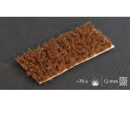 Gamers' Grass Spikey Brown Tufts (12mm)