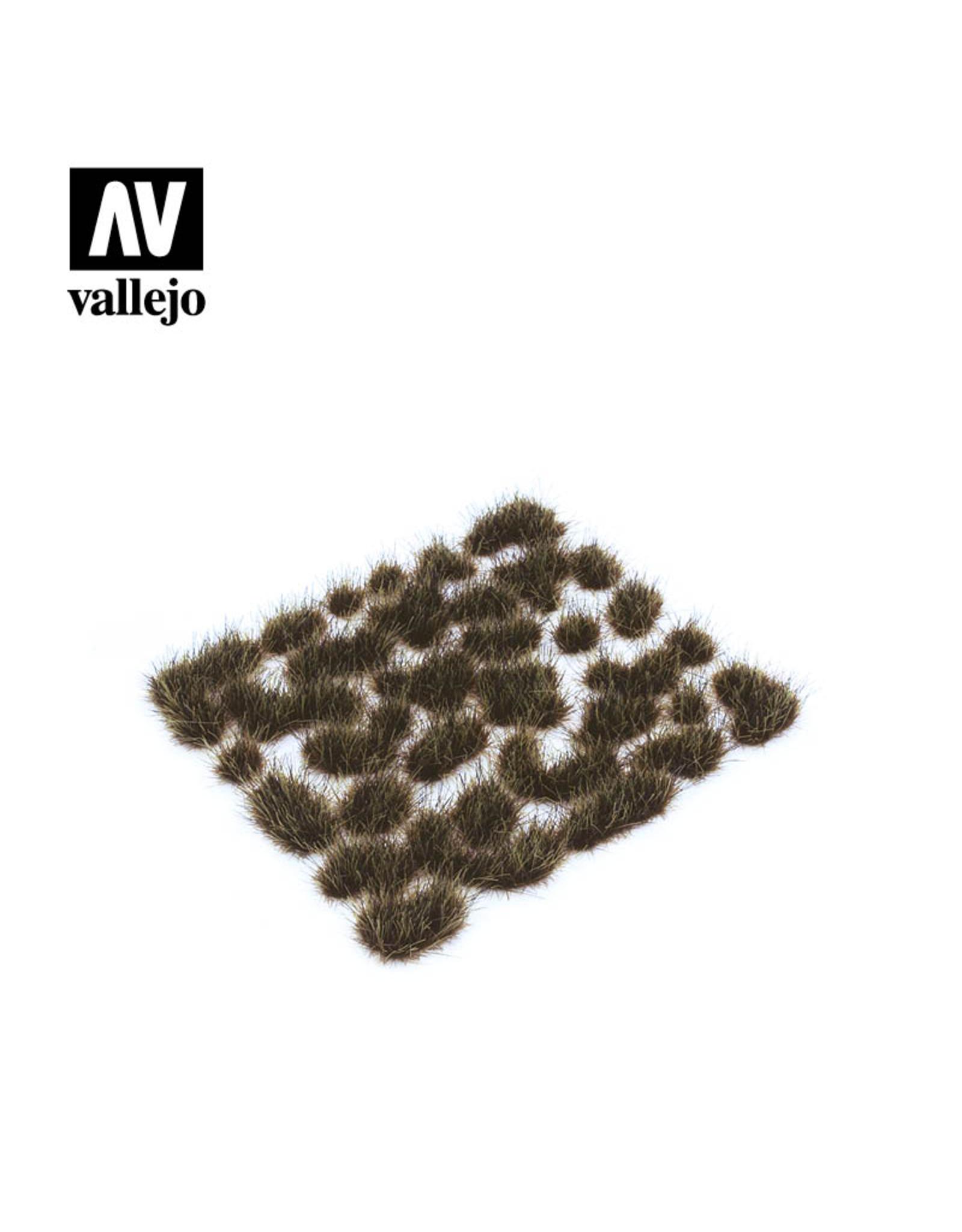 Vallejo Wild tuft - Burned (6mm)