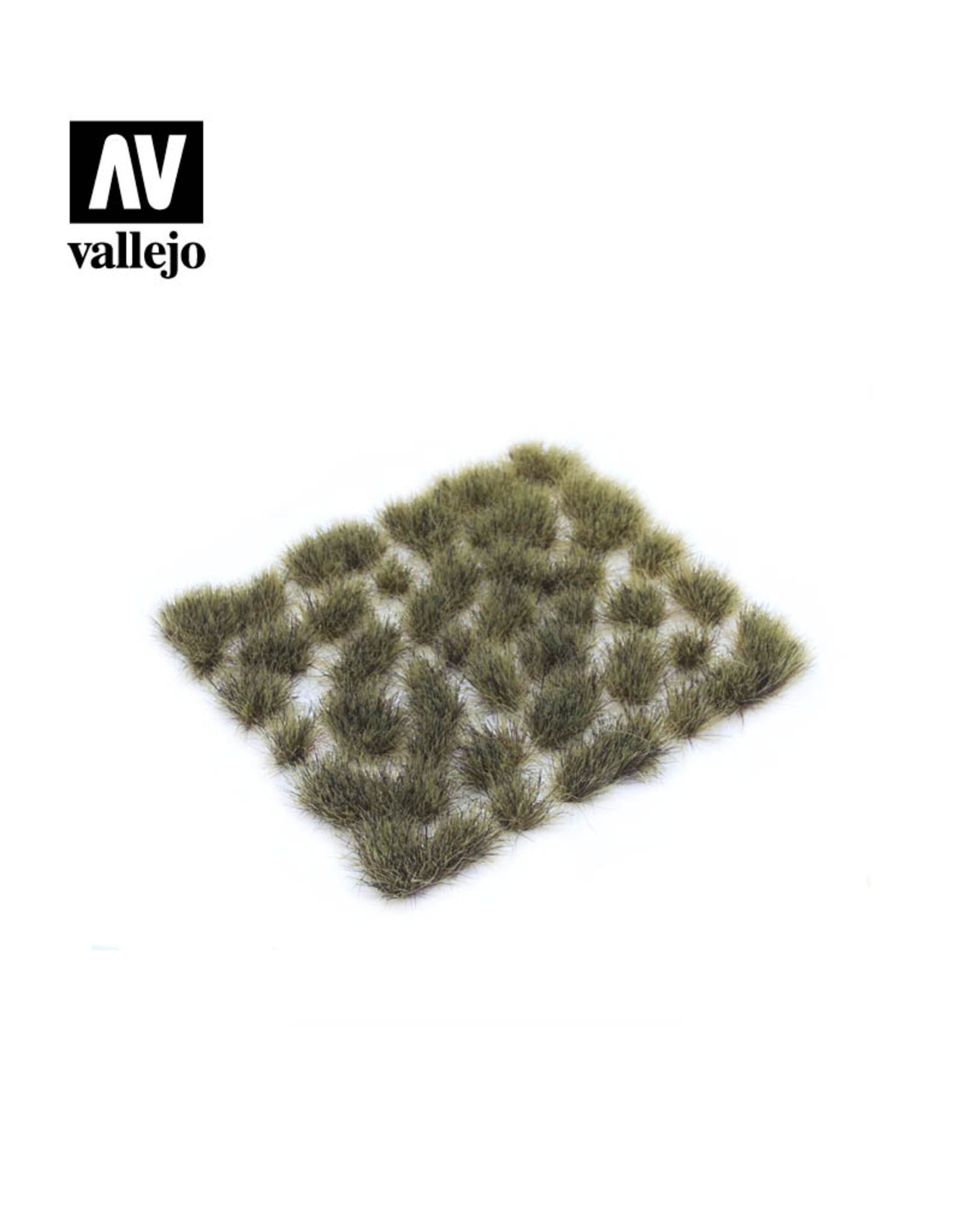 Vallejo Wild tuft - Light Brown (6mm)