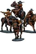 Firelock Games European Militia Cavalry unit