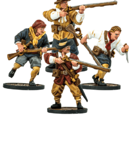 Firelock Games European Sailor Musketeers unit