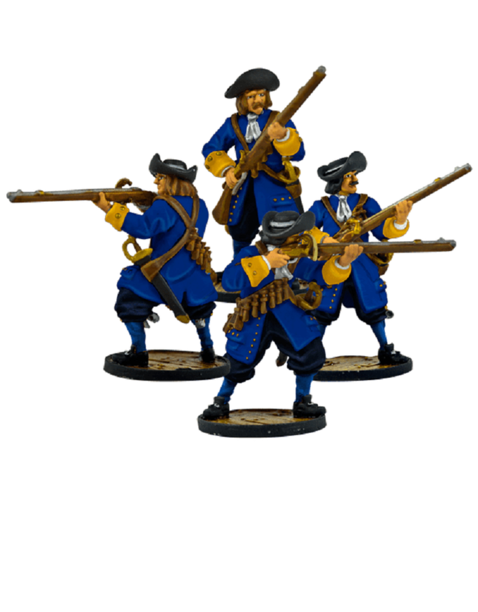 Firelock Games European Soldiers