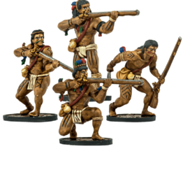 Firelock Games Warrior Musketeers unit