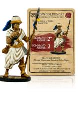 Firelock Games King Golden Cap