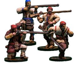 Firelock Games Coureurs des Bois