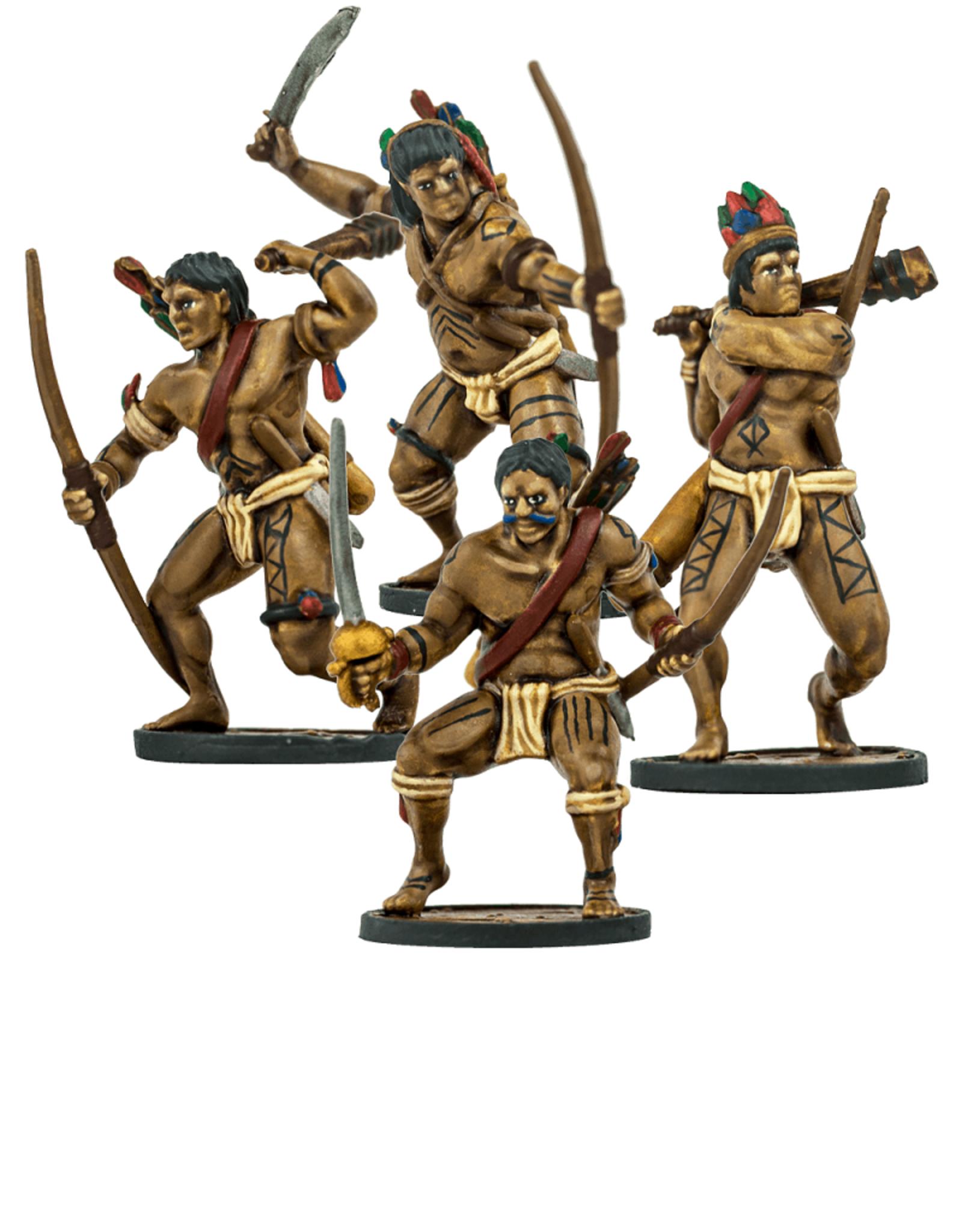 Firelock Games Warrior Archer unit