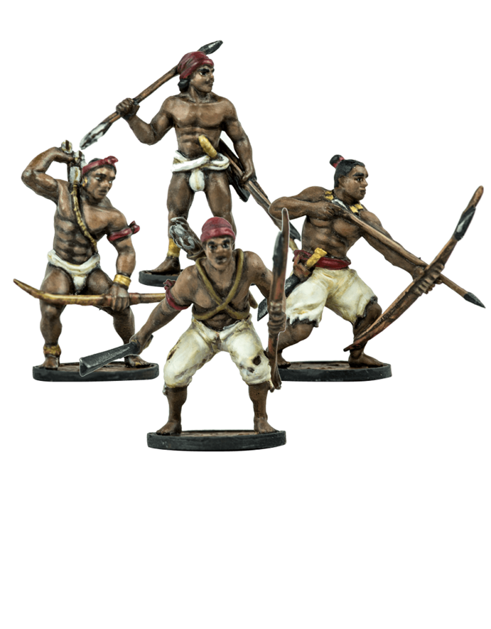 Firelock Games African Warriors unit