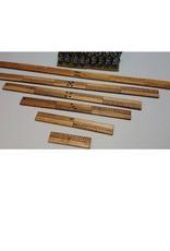 Olympian Games MeG measuring set (40mm BW)