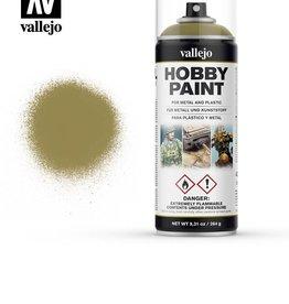 Vallejo Panzer Yellow spray paint