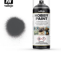 Vallejo Panzer Grey spray paint