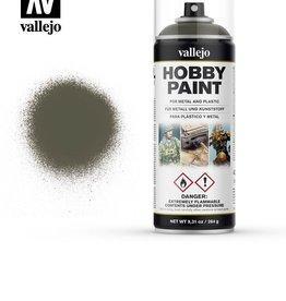 Vallejo Russian Green spray paint
