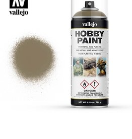 Vallejo US Khaki spray paint