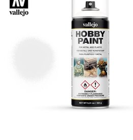 Vallejo White spray paint