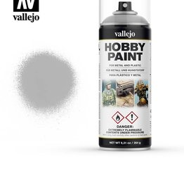 Vallejo Grey spray paint