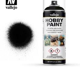 Vallejo Black spray paint