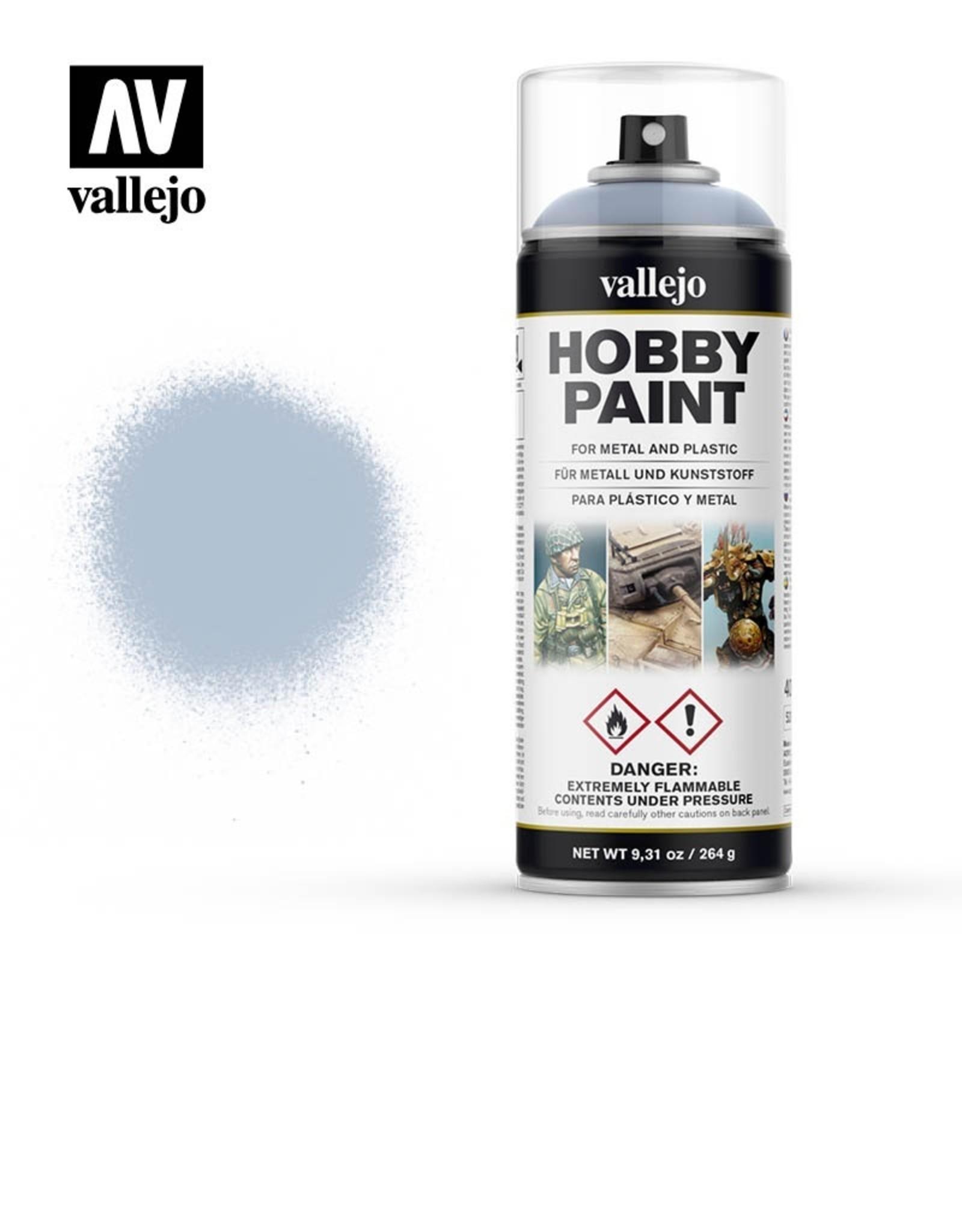 Vallejo Wolf Grey spray paint