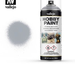 Vallejo Silver spray paint