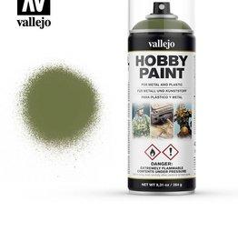 Vallejo Goblin Green spray paint