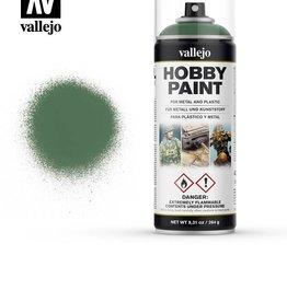 Vallejo Sick Green spray paint