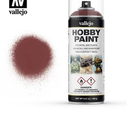 Vallejo Gory Red spray paint