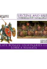 Wargames Atlantic Late Roman Legionaries (Lorica Hamata)