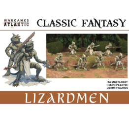 Wargames Atlantic Lizardmen