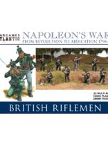 Wargames Atlantic Napoleonic British Riflemen