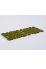 Gamers' Grass Dry Green tufts (6mm)