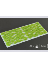 Gamers' Grass Bright Green tufts (2mm)