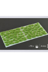 Gamers' Grass Green tufts (4mm)