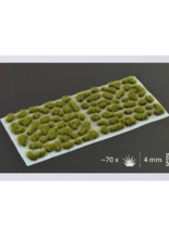Gamers' Grass Swamp tufts (4mm)