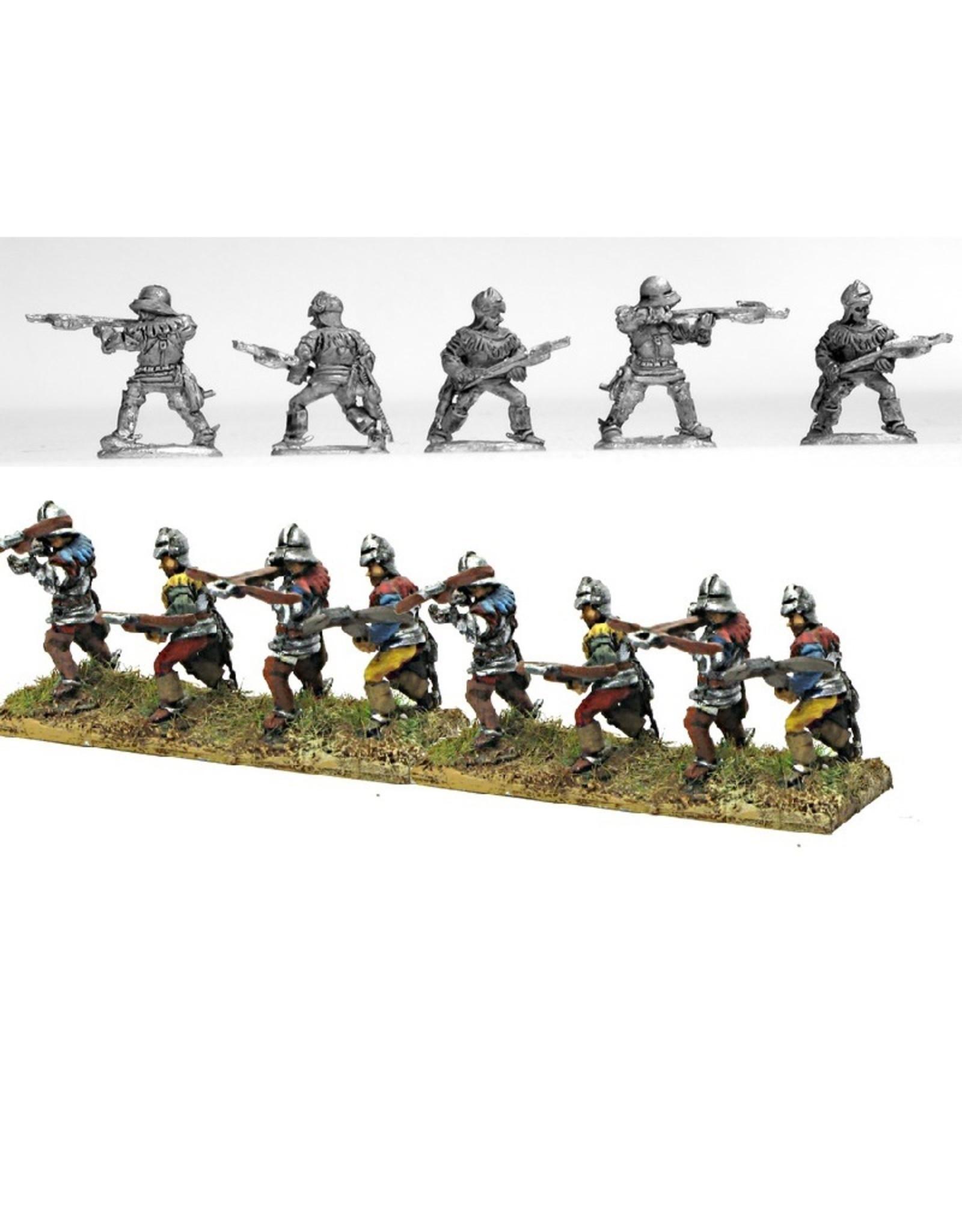 Mirliton C24 - Swiss / Burgundian crossbowmen