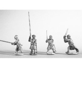 Mirliton C27 - Dismounted knights fighting